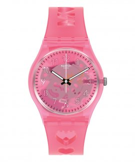 Swatch Love With All the Alphabet Relógio Mulher GZ354