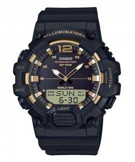 Casio Collection Front Light Button Relógio Homem HDC-700-9AVEF