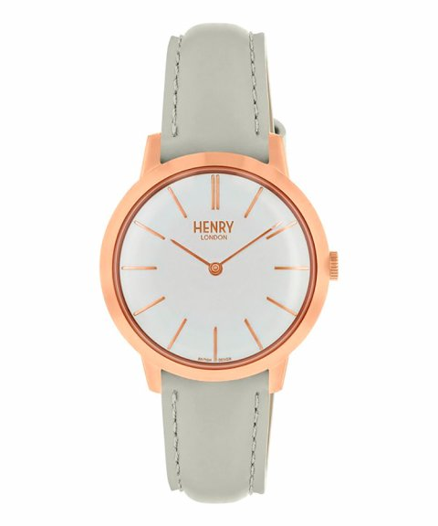 Henry London Iconic 34 Relógio Mulher HL34-S-0220