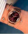Henry London Hampstead 34 Relógio Mulher HL34-SM-0196