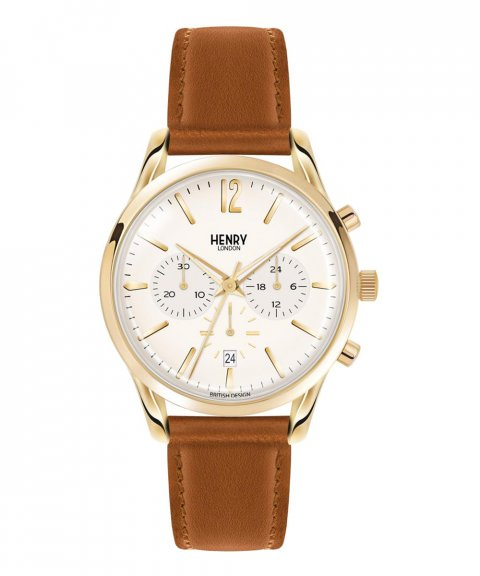 Henry London Westminster 39 Relógio Chronograph HL39-CS-0014