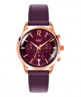 Henry London Hampstead 39 Relógio Chronograph HL39-CS-0092