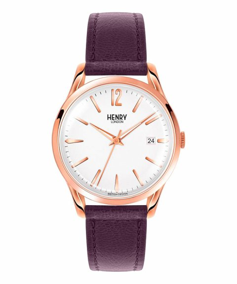 Henry London Hampstead 39 Relógio HL39-S-0082