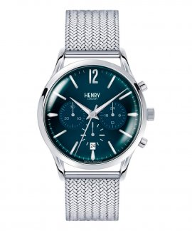 Henry London Knightsbridge 41 Relógio Chronograph HL41-CM-0037