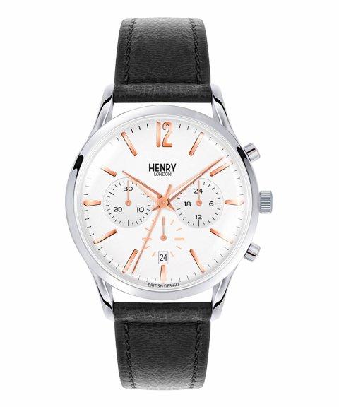 Henry London Highgate 41 Relógio Chronograph HL41-CS-0011