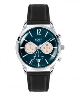 Henry London Knightsbridge 41 Relógio Chronograph HL41-CS-0039