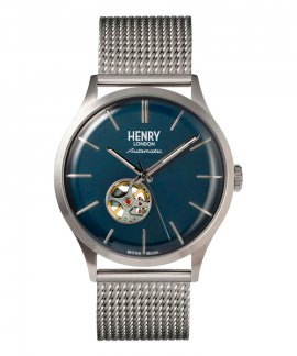 Henry London Heritage Automatic 42 Relógio HL42-AM-0285