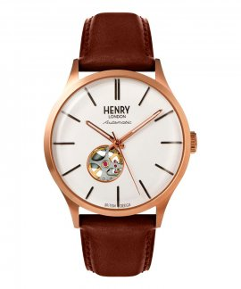 Henry London Heritage Automatic 42 Relógio HL42-AS-0276