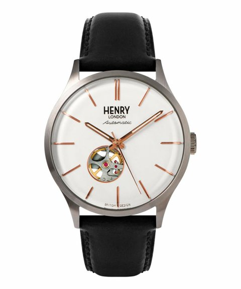 Henry London Heritage Automatic 42 Relógio HL42-AS-0279