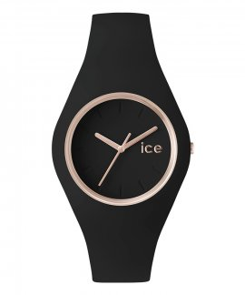 Ice Watch Glam S Black Rose-Gold Relógio Mulher ICE.GL.BRG.S.S.14