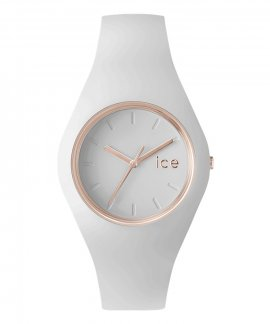 Ice Watch Glam S White Rose-gold Relógio Mulher ICE.GL.WRG.S.S.14