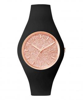 Ice Watch Glitter M Black Rose Gold Relógio Mulher ICE.GT.BRG.U.S.15