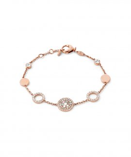Fossil Vintage Glitz Joia Pulseira Mulher JF01739791