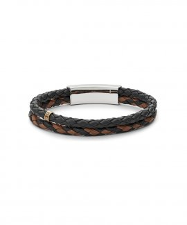 Fossil Vintage Casual Joia Pulseira Homem JF02758998