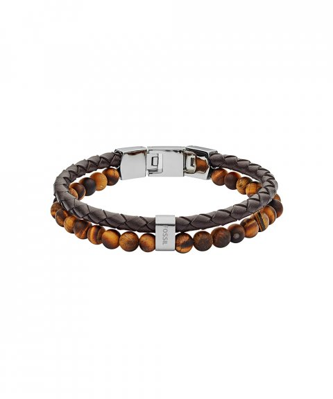 Fossil Vintage Casual Joia Pulseira Homem JF03118040