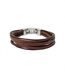 Fossil Vintage Casual Joia Pulseira Homem JF03184040