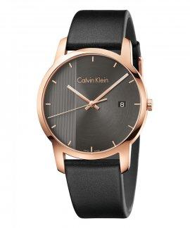 Calvin Klein City Relógio Homem K2G2G6C3
