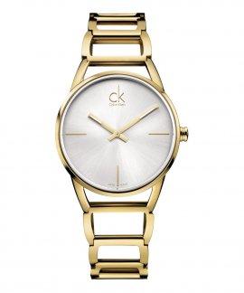 Calvin Klein Stately Relógio Mulher K3G23526