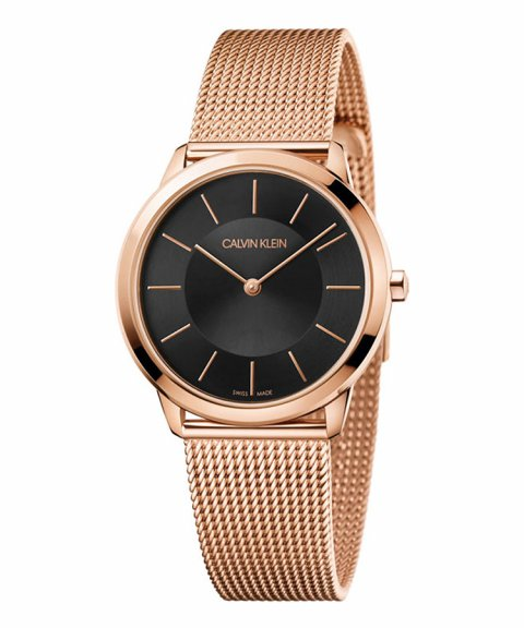 Calvin Klein Minimal Relógio Mulher K3M2262Y