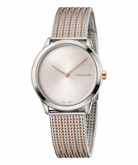 Calvin Klein Minimal Relógio Mulher K3M22B26