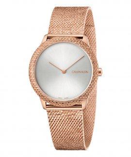 Calvin Klein Minimal Relógio Mulher K3M22U26