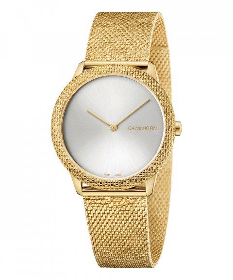 Calvin Klein Minimal Relógio Mulher K3M22V26