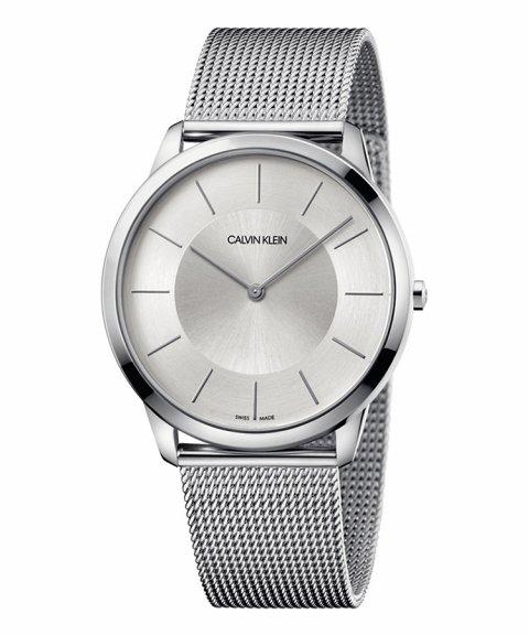 Calvin Klein Minimal Relógio Homem K3M2T126