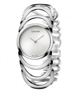Calvin Klein Body Relógio Mulher K4G23126