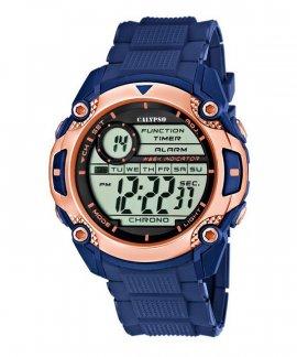 Calypso Digital Relógio Homem K5577/8