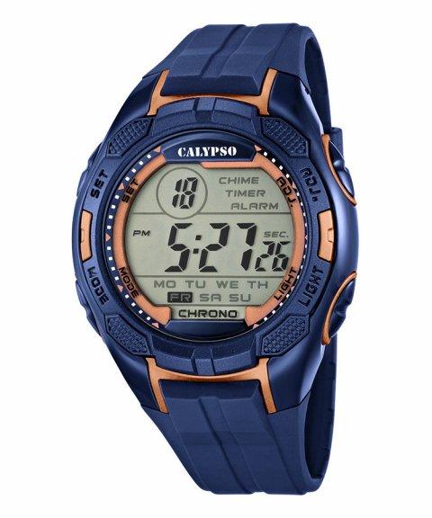 Calypso Digital Relógio Homem K5627/9