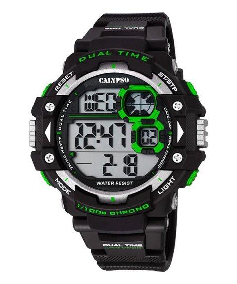 Calypso Digital Relógio Homem K5674/5