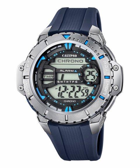 Calypso Digital Relógio Homem K5689/4