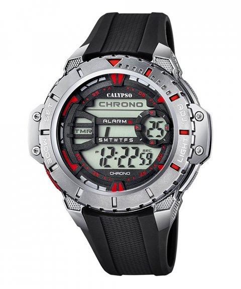 Calypso Digital Relógio Homem K5689/5
