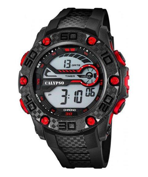 Calypso Digital Relógio Homem K5691/5