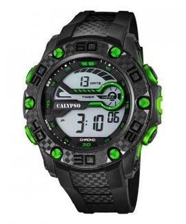 Calypso Digital Relógio Homem K5691/6
