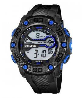 Calypso Digital Relógio Homem K5691/7
