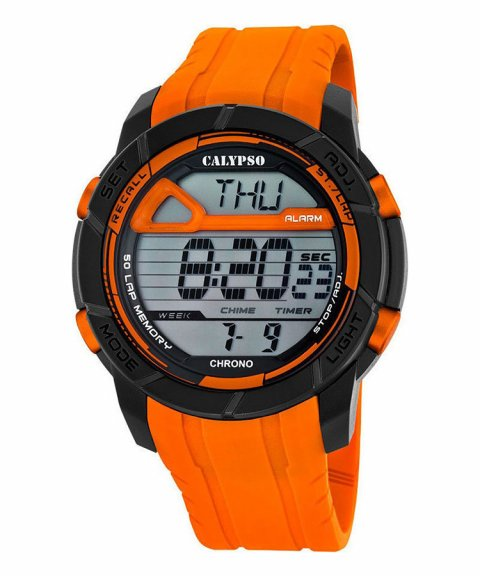 Calypso Digital Relógio Homem K5697/3