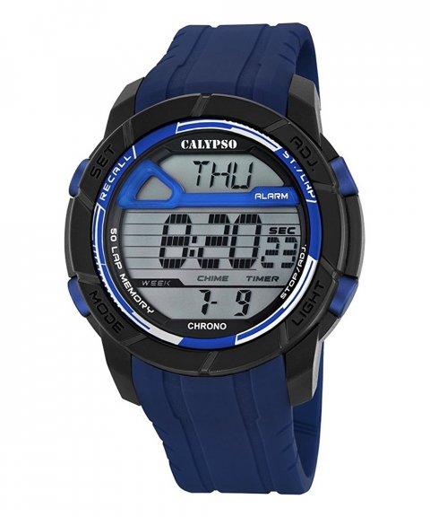 Calypso Digital Relógio Homem K5697/4