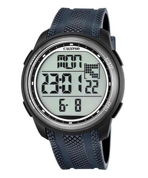 Calypso Digital Relógio Homem K5704/6