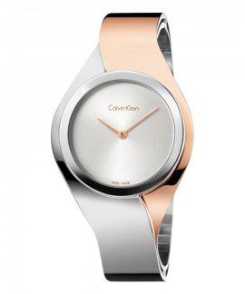 Calvin Klein Senses M Relógio Mulher K5N2M1Z6