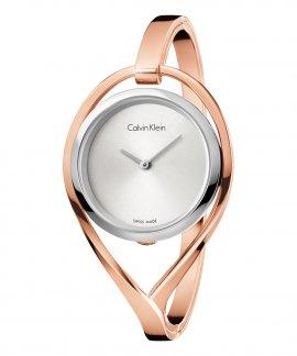 Calvin Klein Light M Relógio Mulher K6L2M1Z6