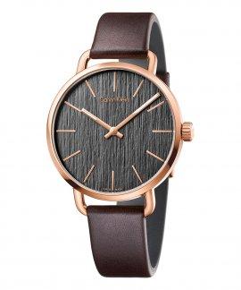Calvin Klein Even Relógio Homem K7B216G3