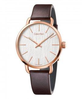 Calvin Klein Even Relógio Homem K7B216G6