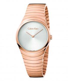 Calvin Klein Whirl Relógio Mulher K8A23646