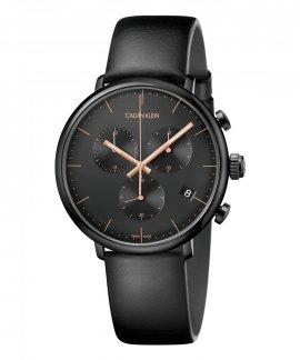 Calvin Klein Highnoon Relógio Homem Chronograph K8M274CB