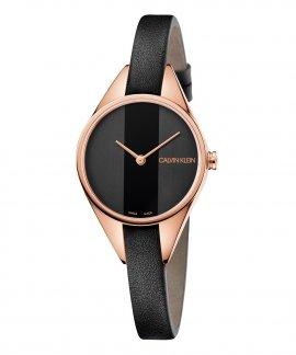 Calvin Klein Rebel Relógio Mulher K8P236C1