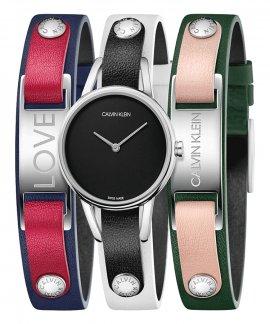 Calvin Klein MyCalvins Relógio Mulher K9D231LY