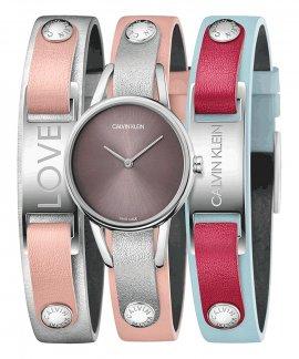 Calvin Klein MyCalvins Relógio Mulher K9D231ZZ