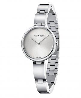 Calvin Klein Wavy Relógio Mulher K9U23146