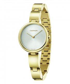 Calvin Klein Wavy Relógio Mulher K9U23546